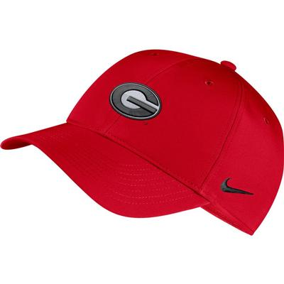 Georgia Nike Dri-Fit L91 Adjustable Hat