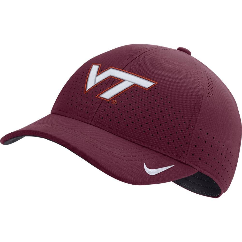 Virginia Tech Aero L91 Sideline Adjustable Hat