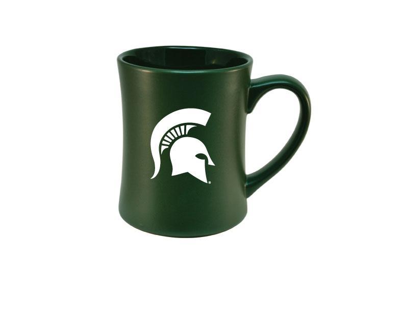 Michigan State 16oz Matte Mug
