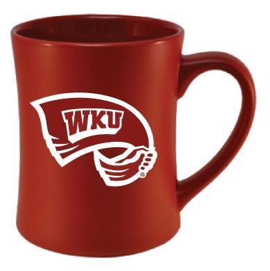 Western Kentucky 16oz Matte Mug