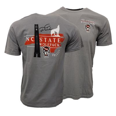 NC State Comfort Colors Icon T-Shirt