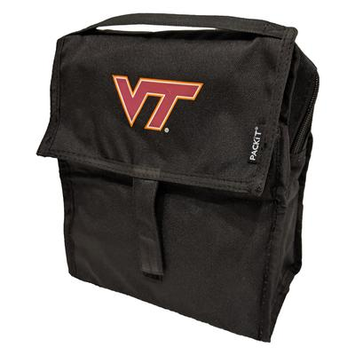 Virginia Tech Freezable Lunch Bag
