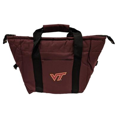 Virginia Tech 12 Pack Kooler Bag