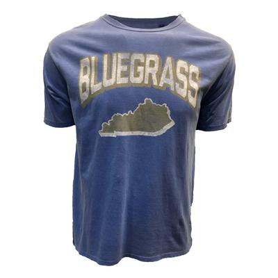 Bluegrass State Comfort Wash Arch Tee ROYAL