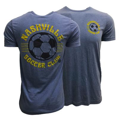 Project 615 Nashville Soccer Club Short Sleeve Tee