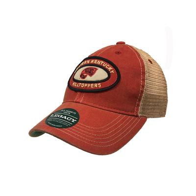 Western Kentucky Youth Legacy Mesh Trucker Oval Patch Hat