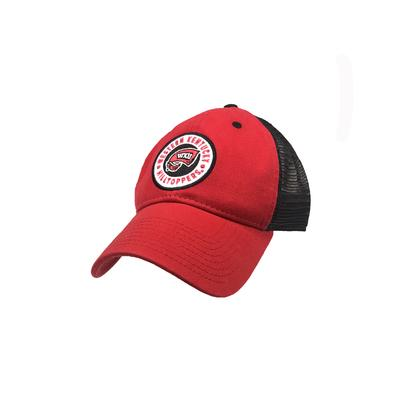 Western Kentucky Circle Patch Trucker Hat
