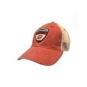 Western Kentucky Shield Mesh Trucker Hat
