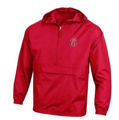 NC State Champion Unisex Pack And Go Jacket