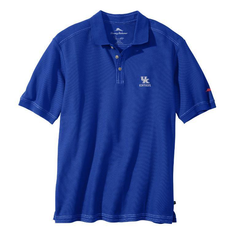 Kentucky Tommy Bahama Emfielder Polo