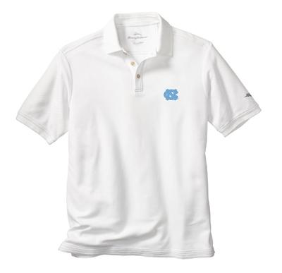 North Carolina Tommy Bahama Emfielder Polo