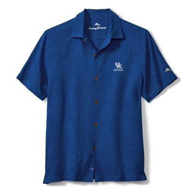 Kentucky Tommy Bahama Al Fresco Tropics Camp Shirt