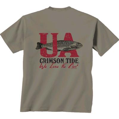 Alabama Fishing and Football Shirt
