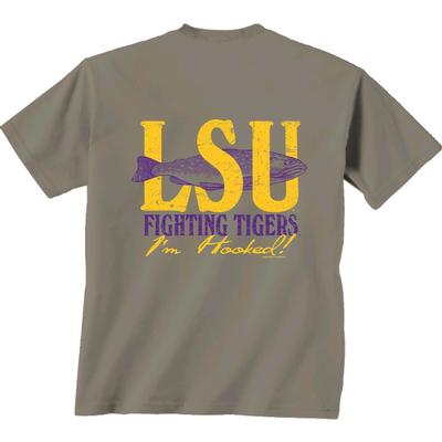 LSU Fishing and Football Shirt