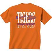 Clemson Fishing And Football Shirt