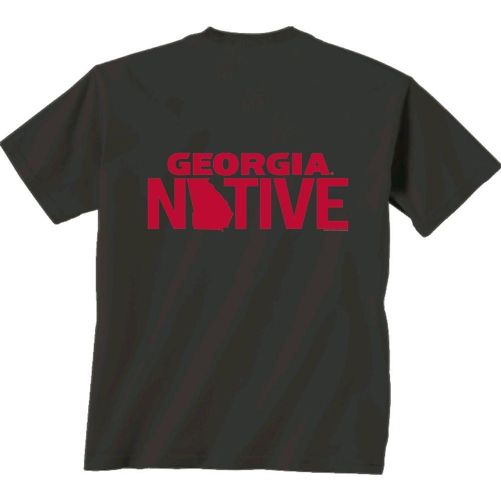 Georgia Native Comfort Colors Tee Shirt