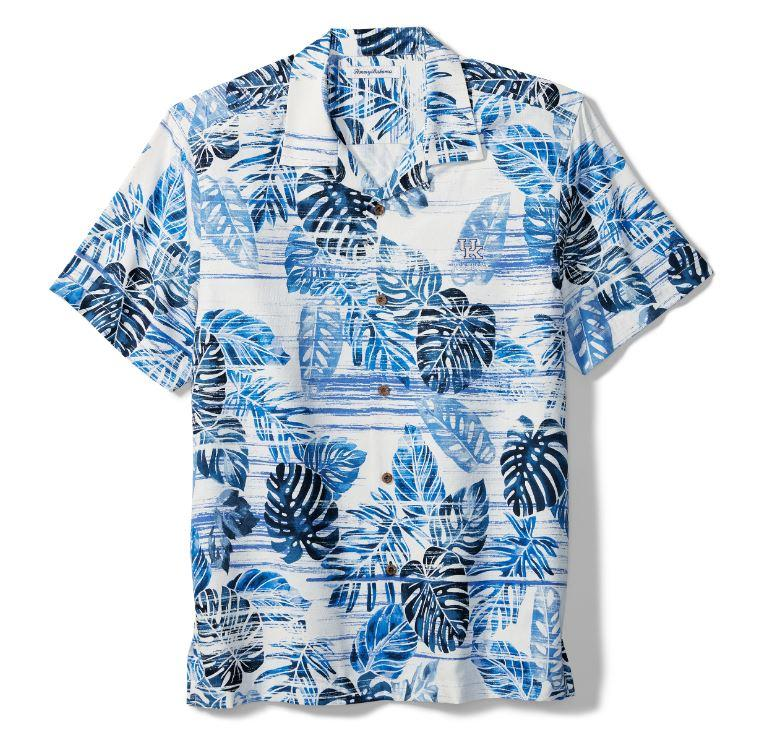 Kentucky Tommy Bahama Silk Camp Shirt