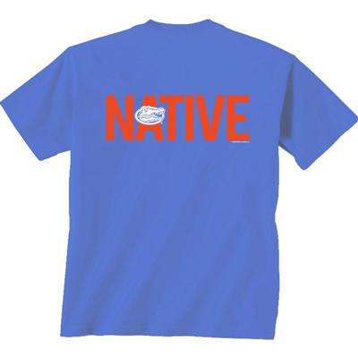 Florida Native Comfort Colors Tee Shirt