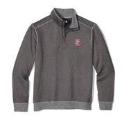 Nc State Tommy Bahama Pro- Formance Core 1/2 Zip
