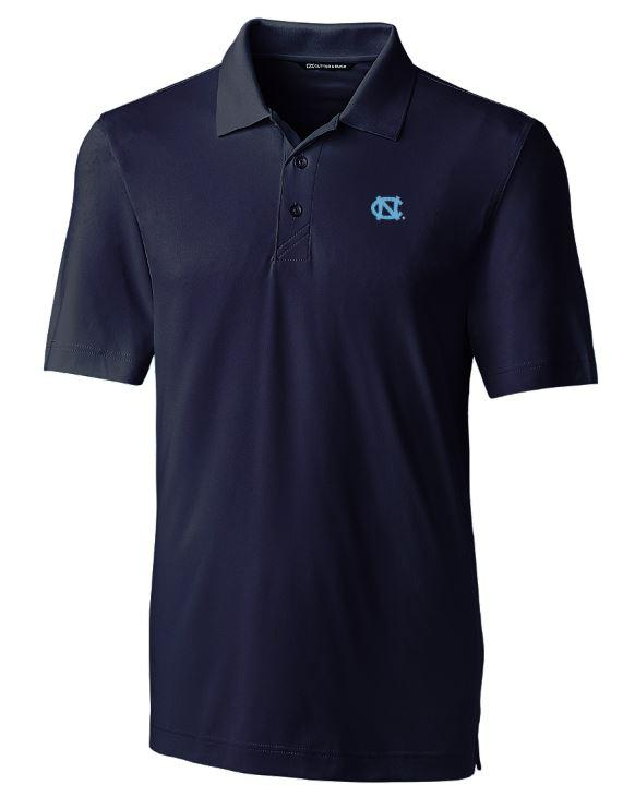 Unc Cutter And Buck Drytec Forge Polo