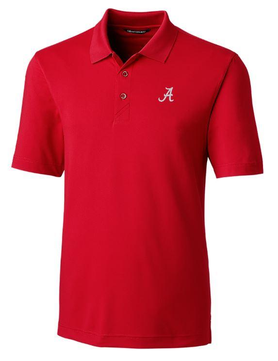 Alabama Cutter And Buck Drytec Forge Polo