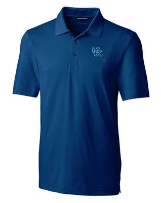 Kentucky Cutter And Buck DryTec Forge Polo
