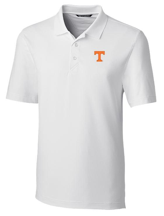 Tennessee Cutter And Buck Drytec Forge Polo