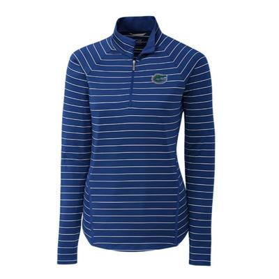 Florida Cutter & Buck Long Sleeve Evie 1/2 Zip Pullover