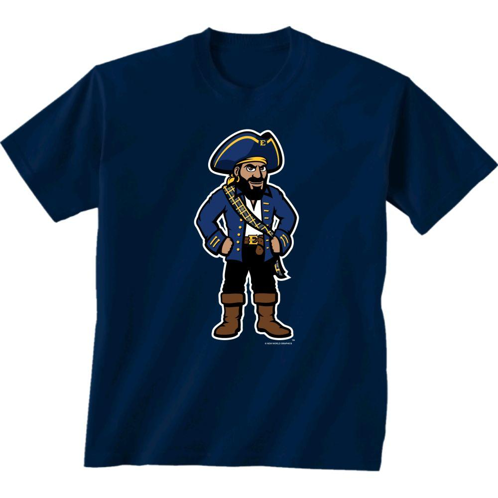 Etsu Buccaneers Giant Logo Toddler Tee