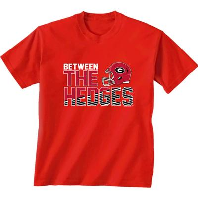 Georgia Between The Hedges Youth Tee