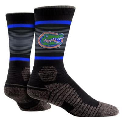 Florida Rock Em Overdrive Performance Crew Socks