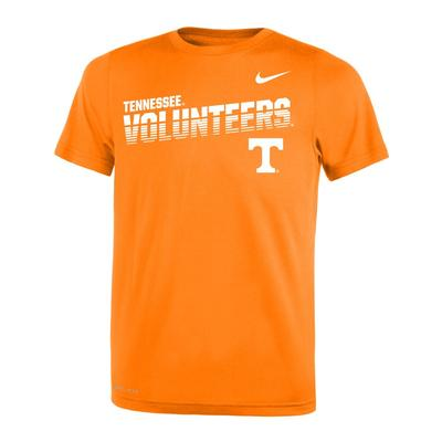 Tennessee Nike Youth Legends DriFit Tee