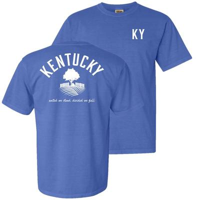 Kentucky Oaks Short Sleeve Comfort Colors Tee