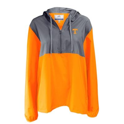 Tennessee Summit 1/4 Zip Color Block Anorak Jacket