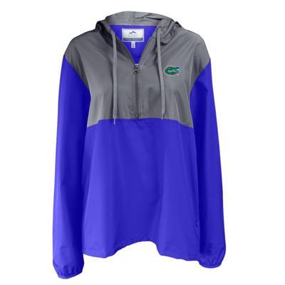 Florida Summit 1/4 Zip Color Block Anorak Jacket