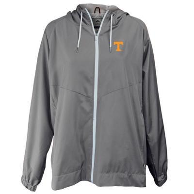 Tennessee Summit Full Zip Hooded Rain Jacket