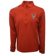 Nc State Adidas Golf 1/2 Zip Pullover