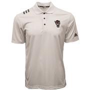Nc State Adidas Logo Polo