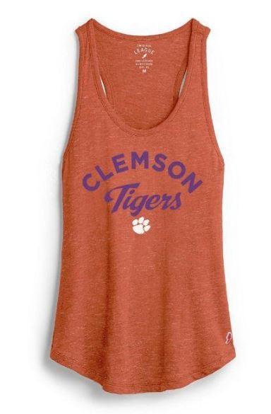 Clemson League Women's Intramural Tank Top
