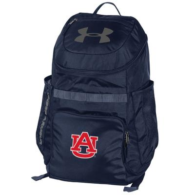 Auburn Under Armour Undeniable Backpack