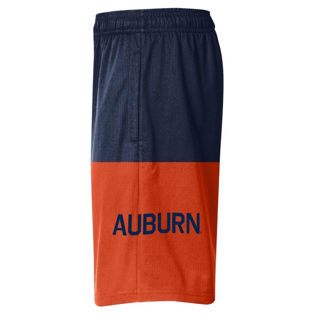 Auburn Under Armour Youth Boys Game Shorts