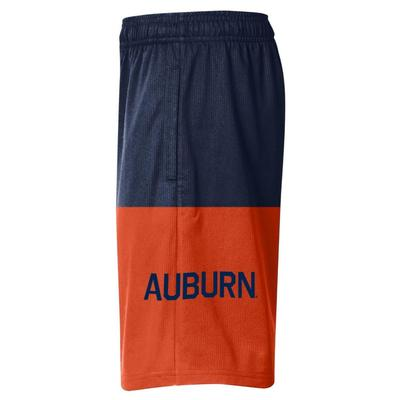 Auburn Under Armour Youth Boys Game Shorts