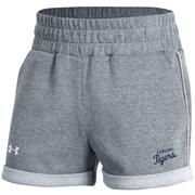 Auburn Under Armour Youth Girls Knit Shorts