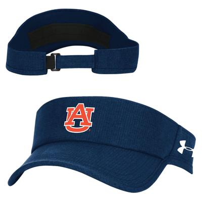 Auburn Under Armour Sideline Airvent Visor