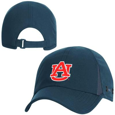 Auburn Under Armour Sideline Shadow 4.0 Run Adjustable Hat