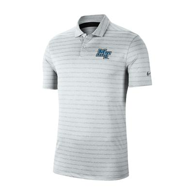 MTSU Nike Golf Vapor Stripe Polo