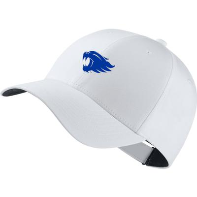 Kentucky Nike Golf Legacy Adjustable Tech Cap WHITE