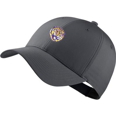 LSU Nike Golf Dri-Fit Retro Tiger Logo Tech Cap