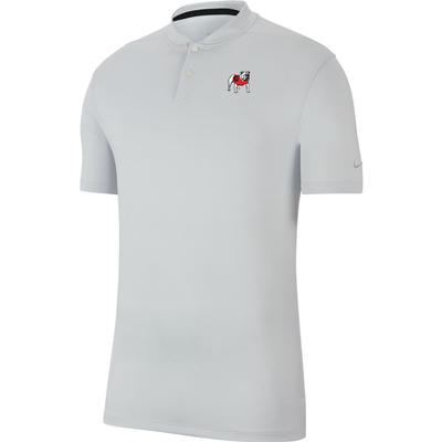 Georgia Nike Golf Vapor Blade Collar Polo