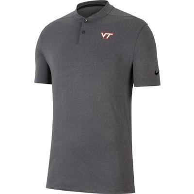 Virginia Tech Nike Golf Vapor Blade Collar Polo